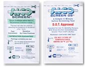 AlcoScreen Saliva Test Strip Picture